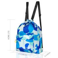 COPOZZ спортивный рюкзак для пляжа или бассейна (есть отделение для мокрых вещей)