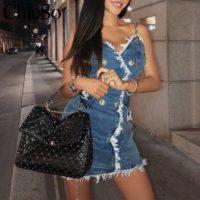 Джинсовые платья и сарафаны с Алиэкспресс - место 5 - фото 5
