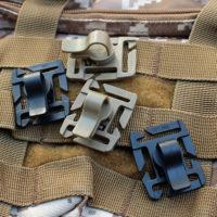 Клипса на рюкзак MOLLE для шланга гидратора