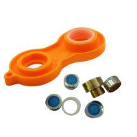 Ключ для снятия и установки аэратора на кран