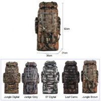 Туристические рюкзаки для горного и пешего туризма с Алиэкспресс - место 1 - фото 6
