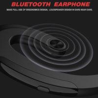 Беспроводные Bluetooth-наушники костной проводимости