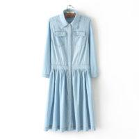 Джинсовые платья и сарафаны с Алиэкспресс - место 10 - фото 3