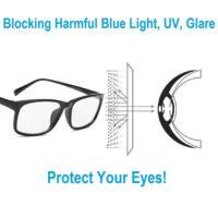 Brightzone Anti Blue Light очки для работы на компьютере и защиты глаз от синего света