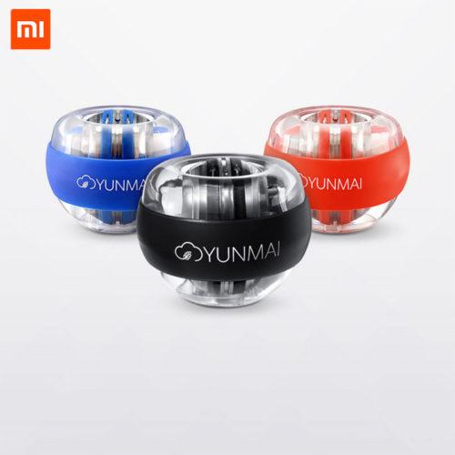 Кистевой гироскопический тренажер Xiaomi yunmai powerball