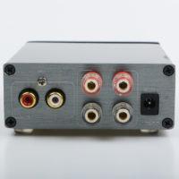 Мощный стереоусилитель класса D – Breeze Audio BA100 в алюминиевом корпусе