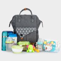 Топ 10 самых популярных рюкзаков для мам с Алиэкспресс - место 3 - фото 4