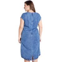 Джинсовые платья и сарафаны с Алиэкспресс - место 7 - фото 6