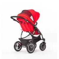 Детская коляска универсальная прогулочная HAPPY DINO LC798