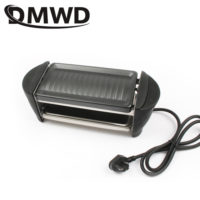DMWD поворотный электрогриль + антипригарная пластина