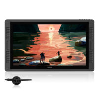 Huion Camvas Pro 22 Pen Tablet Monitor графический планшет 8192