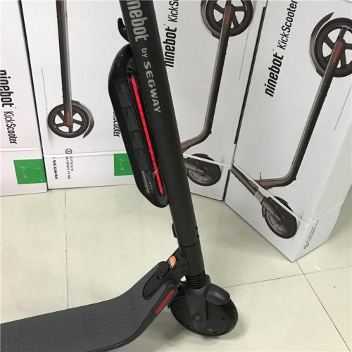 Ninebot KickScooter ES4/ES2 складной электросамокат