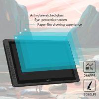 Huion Camvas Pro 22 Pen Tablet Monitor графический планшет 8192
