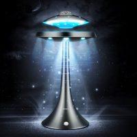 Левитирующая bluetooth колонка НЛО