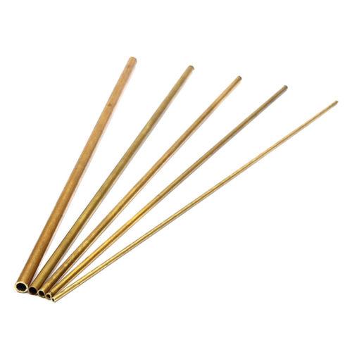 Латунная трубка (диаметр 2-6 мм, длина 30 см)