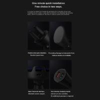 Подборка держателей для телефона с беспроводной зарядкой в автомобиль на Алиэкспресс - место 2 - фото 2