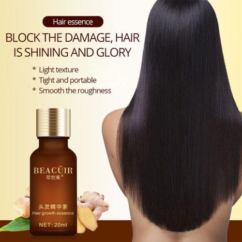 BEACUIR эфирное масло для волос