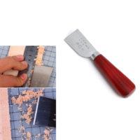 Нож шорника (для работы с кожей)