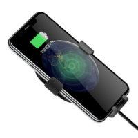 Подборка держателей для телефона с беспроводной зарядкой в автомобиль на Алиэкспресс - место 4 - фото 5