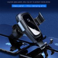 Подборка держателей для телефона с беспроводной зарядкой в автомобиль на Алиэкспресс - место 3 - фото 2