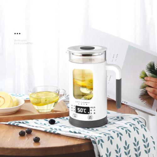 Заварочный чайник с поддержанием температуры