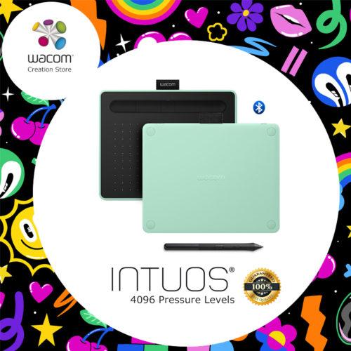 Wacom Intuos CTL-4100WL графический планшет для рисования 4096