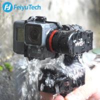 FeiyuTech WG2X трехосевой водонепроницаемый стабилизатор для экшн камеры