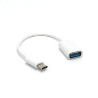 Переходник адаптер type-C — USB female