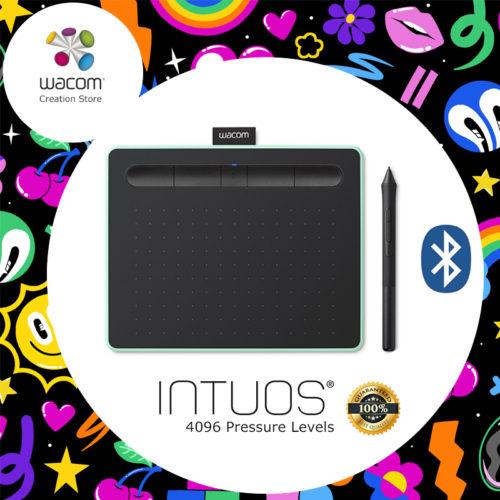 Wacom Intuos CTL-6100WL беспроводной графический планшет для рисования 4096