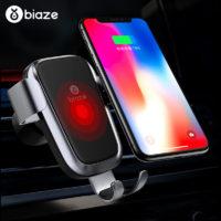 Подборка держателей для телефона с беспроводной зарядкой в автомобиль на Алиэкспресс - место 1 - фото 6