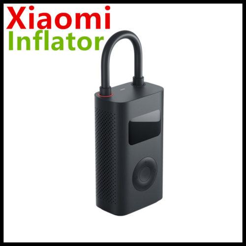 Электрический велосипедный портативный насос Xiaomi Bicycle Pump Inflator