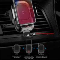 Подборка держателей для телефона с беспроводной зарядкой в автомобиль на Алиэкспресс - место 6 - фото 6