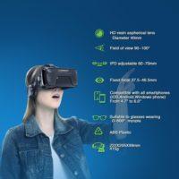 Популярные VR очки виртуальной реальности с Алиэкспресс - место 2 - фото 5