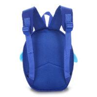 Яркий детский водонепроницаемый рюкзак в виде самолета (высота 30 см)
