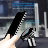 Подборка держателей для телефона с беспроводной зарядкой в автомобиль на Алиэкспресс - место 5 - фото 4