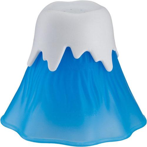Пароочиститель микроволновки в виде вулкана