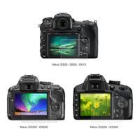 Защитное закаленное стекло на экран для камер Nikon