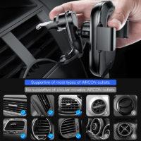 Подборка держателей для телефона с беспроводной зарядкой в автомобиль на Алиэкспресс - место 6 - фото 3