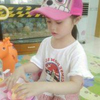 Детская кепка с ушками Щенячий патруль для мальчика и девочки
