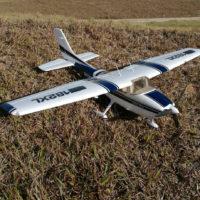 Радиоуправляемый самолет модель Cessna 182 RTF 6ch
