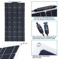 Популярные солнечные панели и батареи с Алиэкспресс - место 9 - фото 6