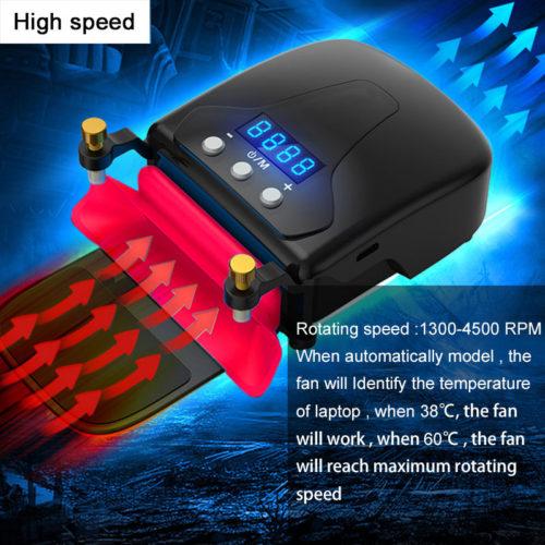 SOVAWIN Вакуумный мощный портативный USB вентилятор кулер для охлаждения ноутбука