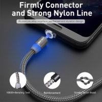 Магнитные кабели для зарядки смартфонов с Алиэкспресс - место 4 - фото 4