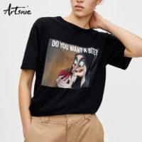 Женские футболки Disney с Алиэкспресс - место 1 - фото 1