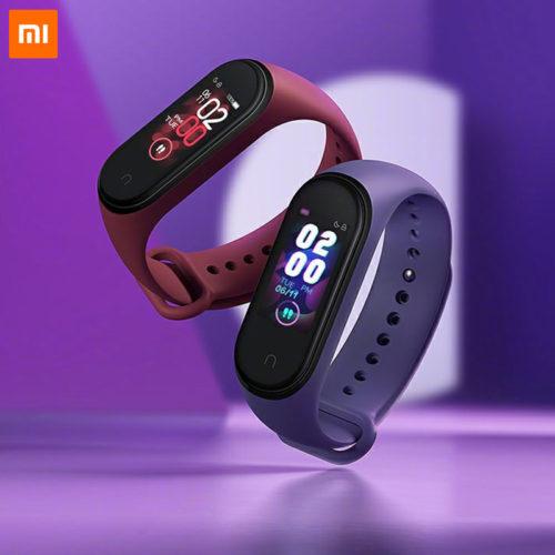 Xiaomi mi Band 4 фитнес браслет часы