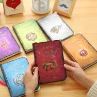 Блокноты с гербами великих домов из Игры престолов