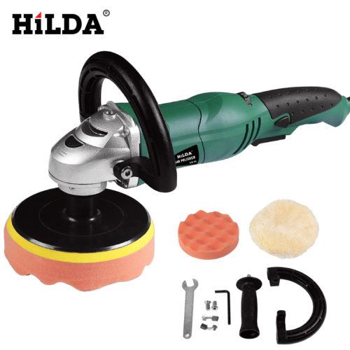 HILDA полировальная шлифовальная машинка 1200 Вт 3500 об/мин