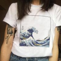 Товары с картиной Большая волна в Канагаве с Алиэкспресс - место 5 - фото 1
