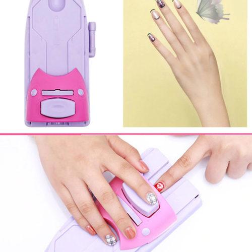 Штамп принтер для ногтей