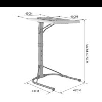 Регулируемые столики для ноутбука с Алиэкспресс - место 3 - фото 5
